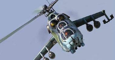 شركة روسية تعرض على مصر استيراد مروحيات مقاتلة حديثة S8200828125742