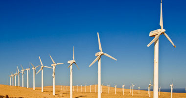 الطاقة المتجددة: نخطط لمشروعات مستقبلية بقدرة 2200 ميجا وات من الرياح