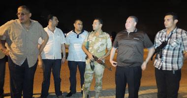 ننشر لحظات القبض على قيادات الإخوان بالبحيرة