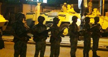 ننشر تفاصيل إحباط محاولتين إرهابيتين لاستهداف قوات أمنية بشمال سيناء
