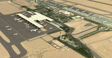 هبوط اضطرارى لطائرة المصرية للطيران بمطار شرم الشيخ لإسعاف راكب