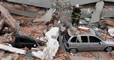 زلزال بقوة 6,6 قبالة ساحل أقصى الشرق الروسى