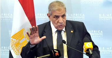 """رئيس الوزراء: علاقة مصر بجميع الدول جيدة """"واللى مش عايزنا هو حر"""""""