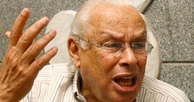 جورج إسحق يطالب بإرجاء تنفيذ إعدام قيادات الإخوان لمدة 3 سنوات