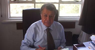 السفير محمد صبيح الأمين العام المساعد بالجامعة العربية لشئون فلسطين