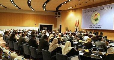 شجار داخل مجلس النواب العراقى بالتزامن مع دخول رئيس البرلمان
