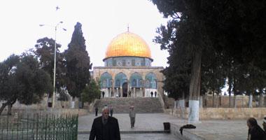 عالم آثار إسرائيلى ينفى وجود أى صلة لليهود بالقدس S920083131015.jpg