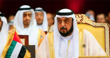 رئيس الإمارات يهنئ قادة الدول بالعام الجديد 2020 اليوم السابع