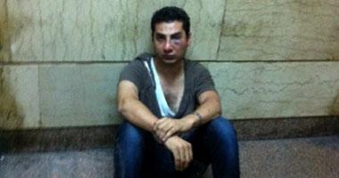الشاب محمد فهيم أحد الأعضاء المؤسسين لحزب الدستور