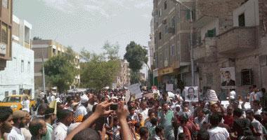 القبض على 23 من مثيرى الشغب فى مسيرة للإخوان بشبرا الخيمة