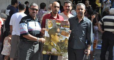 استمرار المظاهرات فى عدد من المحافظات اليوم الجمعة