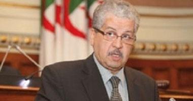 رئيس الوزراء الجزائرى عبد المالك سلال