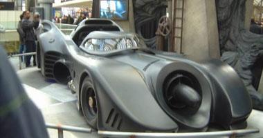 """بيع سيارة """"باتمان"""" الأصلية بـ4.2 مليون دولار فى مزاد بأمريكا"""