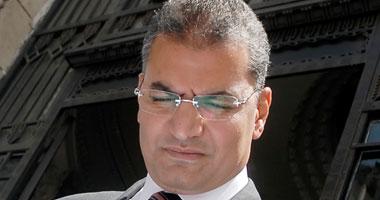 عصام سلطان يترشح لرئاسة البرلمان