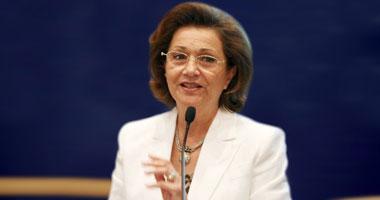 السيدة سوزان مبارك تفتتح المرحلة الأولى والثانية من المتحف الكبير