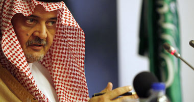 الأمير سعود الفيصل وزير الخارجية السعودى