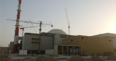 مفاعل بوشهر الإيرانى
