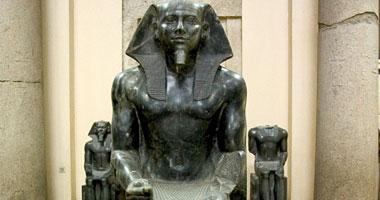 صور معجزات الأجداد لماذا يعتبر تمثال الملك خفرع أهم كنوز متاحف العالم؟