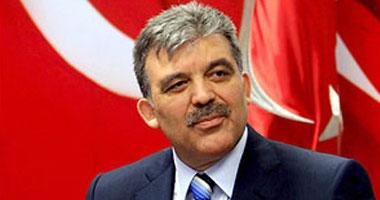 """الرئيس التركى """"عبدالله جول"""""""