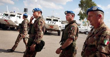 قوات اليونيفيل فى لبنان – أرشيفية