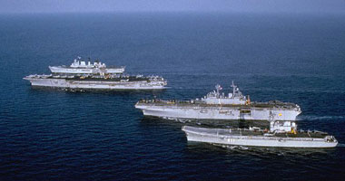 الجزائر تستعد لتسلم 3 سفن حربية روسية الصنع عالية الكفاءة فى 2021