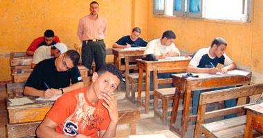 تعليم المنيا: نسبة الحضور 98 % بين الطلاب وغرفة عمليات لتلقى الشكاوى