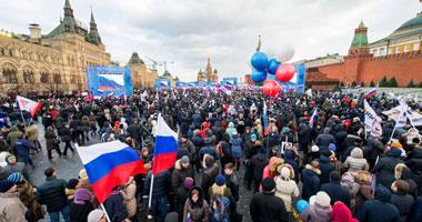 """""""القرم"""" نقطة على الخريطة تهدد بإشعال حرب باردة جديدة بين روسيا والغرب"""