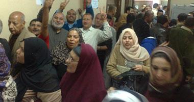 ائتلاف دعم مصر بدمياط يجمع 1200 توكيل لترشيح السيسى لولاية ثانية -