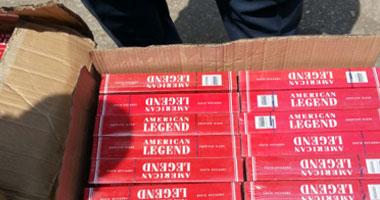 ضبط 42 قضية تموين بسوهاج بينها صاحب محل بقالة يبيع سجائر مجهولة المصدر