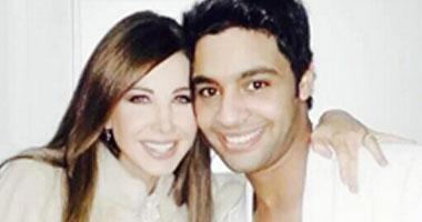 أحمد جمال يهنئ نانسى عجرم بعيد ميلادها