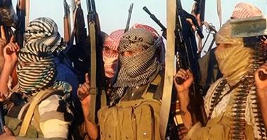 """مقتل أربعة عناصر من """"داعش"""" فى قصف جوي استهدف نفقا غربى الانبار"""