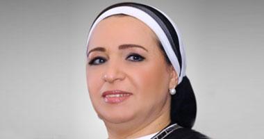 قرينة الرئيس السيسى تزور ضحية Untitled-36201413181