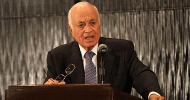 الأمين العام لجامعة الدول العربية نبيل العربى