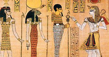 شاهد خبراء يكتشفون سبب كتابة البرديات المصرية القديمة بالحبر الأسود والأحمر
