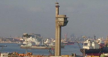 ميناء الإسكندريةفى مقدمة الموانئ المصدرة للسلع المصرية ببداية 2021