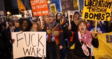 مظاهرات أوروبية