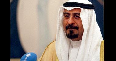 وزير الخارجية الكويتى الشيخ محمد صباح السالم