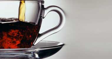 كوب من الشاى