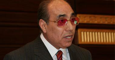 أحمد ضياء الدين محافظ المنيا