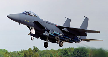 طائرة إف 15