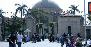 جامعة القاهرة تفتح اليوم باب الترشح على منصب عميد كلية الإعلام
