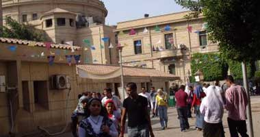 الأربعاء.. هندسة القاهرة تفتح باب التقديم للطلاب الجدد