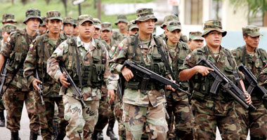 """الجيش الكولومبى يلقى القبض على زعيم متمردى """"جيش التحرير"""""""