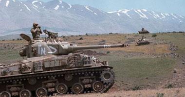 """""""يديعوت"""": جيش إسرائيل يحشد قواته على حدود سوريا خوفا من استعادة الجولان Gol420084114454"""