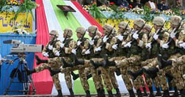 الجيش الإيرانى