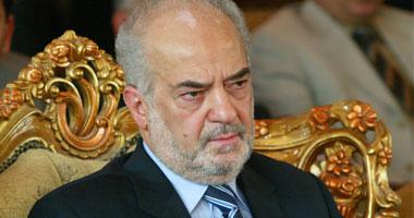 إبراهيم الجعفرى وزير خارجية العراق