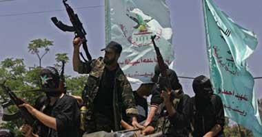 كتائب الشهيد عز الدين القسام الجناح العسكرى لحركة حماس