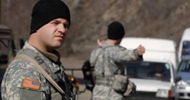 كوسوفو: اعتقال 6 أشخاص يشتبه بتورطهم فى عمل إرهابى