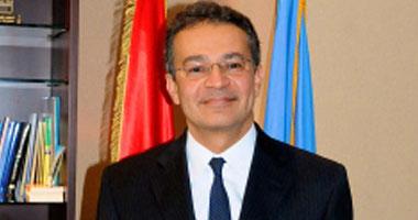 السفير معتز أحمدين خليل