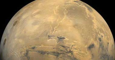 90  ألف رسالة تحية من الأرض إلى المريخ فى ذكرى أول رحلة للكوكب الأحمر
